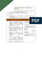 PROGRAMA EDUCCACIÓN AMBIENTAL