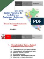 Presentacion DNEP ICA 2009