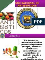 Uso Racional de Antibioticos Diapos