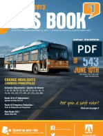 Complete e Bus Book for orange county transportation agency (OCTA)