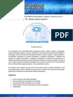 XXXIX Congreso Nacional Homeopatico