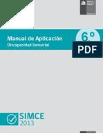 Manual Aplicacion DS SIMCE 2013