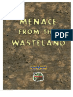 Menace From the Wasteland