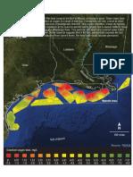 Dead Zones in the Gulf of Mexico