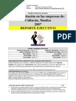 NDBG_p020_Reporte Encuesta de Capacitación_CLN 2007