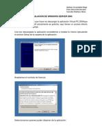 Como Instalar Windows Server 2003