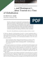 Che, Chevys, and Hemingway's Daiquiris