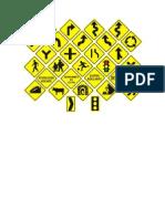 señales de trancito