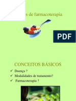 NOÇÕES DE FARMACOTERAPIA