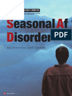 Seasonal Affective Disorder Study