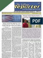 The Village Reporter - September 11th, 2013