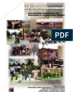 USDOT - Pedestrian and Walkway Design Guidelines