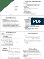 modelo de dados relacional e modelos de dados semƒnticos