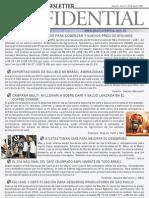 P&A COFFIDENTIAL en español - número 23 - Mayo 2009