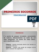 4a. Aula - Hemorragias