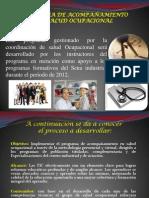 PROGRAMA DE ACOMPAÑAMIENTO DE SALUD