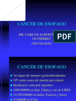 CA Esofago