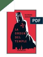 Khoury Raymond - La Orden Del Temple