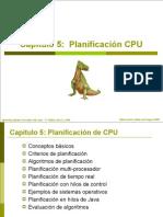 PlanificaciónCPU