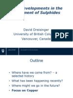 David Dreisinger Presentation - Peru October 2012 - Reduced