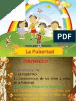 La Pubertad 2