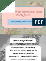 Investment and Portofolio Management