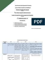 Programas de Estudio Del Maestro Silvano