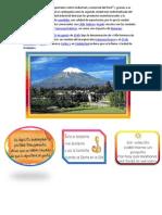 Arequipa constituye un importante centro industrial y comercial del Perú17