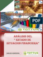 Ratios - Hipermercados Tottus