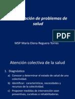 11. Identificación de problemas de salud