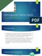 Estimulación Termo-Tactil