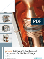 Vacuum Switching Technology and Components Guide En