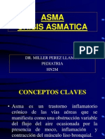 CRISIS ASMÁTICA 2013