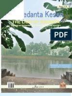 The Vedanta Kesari June 2013