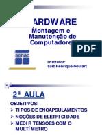 Aula-02 Tipos de Encapsulamentos e Eletricidade_Elisete_IDA