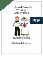 Wedding Fun Book