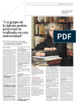 Alicia Romo Educación Privada La Tercera 12.10.11