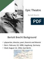 epid theatre presentation