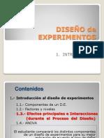 (5D6807) 3.2 Proceso del Diseño de Experimentos