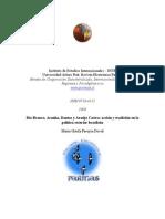 acción y tradición en la política exterior brasileña