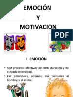 Dia. de Emocion y Motivacion