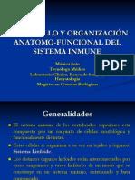 Anatomía y Fisiología del Sistema Inmune