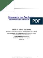 Mercado de Carbono - Commodity do Séc. XXI