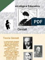 TEORÍA GESTALT