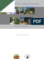 Boletín informativo n. 4-2009