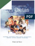 Dietas - El Gran Libro de Las Dietas