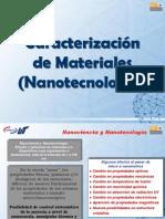 Caracterización de Materiales 1