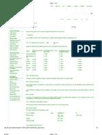 Rates - CFE