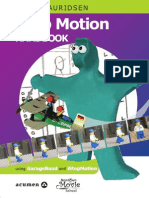 Stop Motion Handbook Lesson Plan