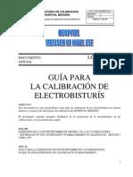004 Guia Calibracion Electrobisturi